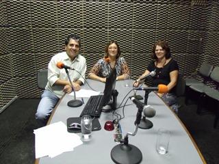 Programa de Rádio - 03/04/2014 - Pesquisa sobre Estupro de mulheres no Brasil