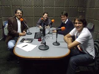 Programa de Rádio - 15/04/2014 - O voluntariado no Brasil