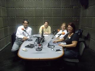 Programa de Rádio - 22/04/2014 - Violência Obstétrica no Brasil