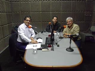 Programa de Rádio - 13/05/2014 - Marcos Pontes: O primeiro astronauta brasileiro