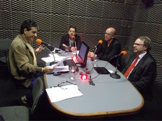 Programa de Rádio - 15/05/2014 - Refugiados: o Brasil está preparado?