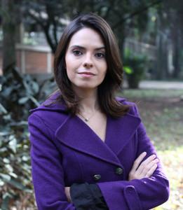 Ariadne Natal, pesquisadora do Núcleo de Estudos da Violência da Universidade de São Paulo. Crédito foto: José Benigno Júnior.
