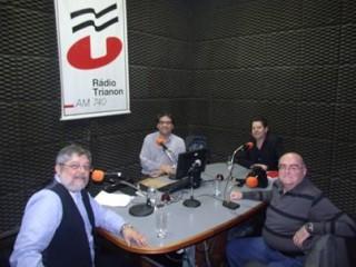 Programa de Rádio - 03/06/2014 A adoção no Brasil