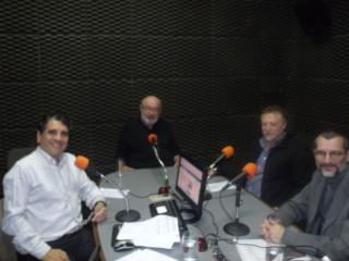 Programa Radio 29/07/2014 - Liderança e Jornalismo