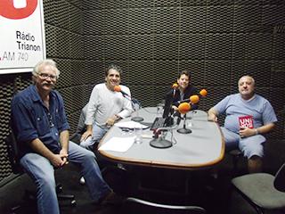 Programa de Rádio - 07/08/2014 - 8 anos da Lei Maria da Penha