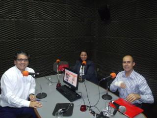 Programa de Rádio - 05/08/2014 - Tráfico Humano