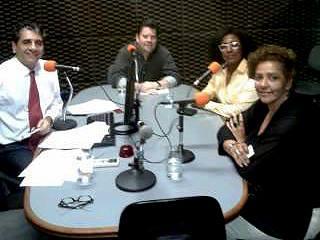 foto radio racismo