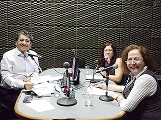 Programa de Rádio - 1º Turno das eleições - 07/10/2014