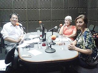 Programa de Rádio - Educação e Analfabetismo - 14/10/2014