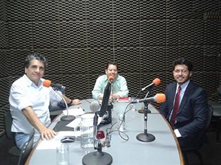 Programa de Rádio - A saúde do brasileiro - 30/10/2014