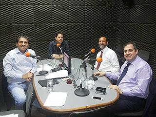 Programa de Rádio - Plebiscito por uma Constituinte da Reforma Política - 04/11/2014