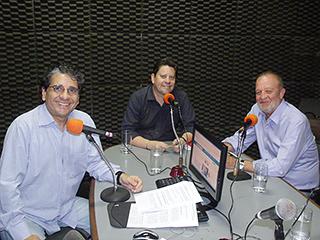 Programa de Rádio - A crise da água - 11/11/2014