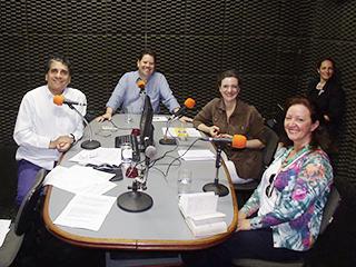 Programa de Rádio - Iniciativas do 3º Setor - 18/11/2014