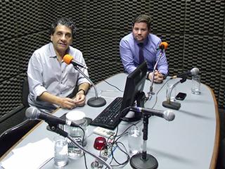 Programa de Rádio - Câncer de próstata e a saúde do homem - 25/11/2014