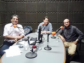 Programa de Rádio - Relatório da Comissão Nacional da Verdade - 08/12/2014