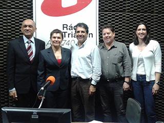 Programa de Rádio - Balanço do Judiciário em 2015 - 23/12/2014