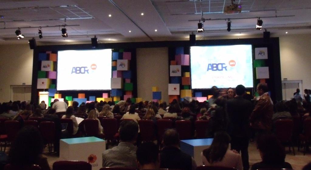 7º Festival ABCR teve mais de 70 horas de conteúdo e uma grade de programação montada para diferentes níveis de conhecimento sobre captação de recursos - Foto: Josilene Rocha