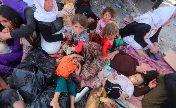 crianças refugiadas