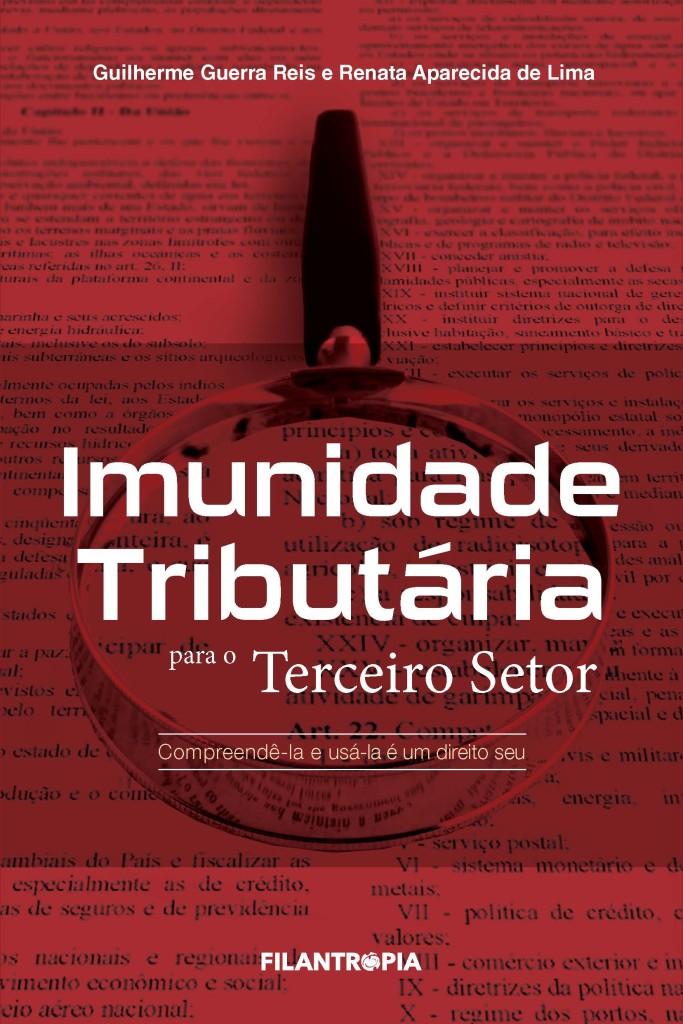 Livro Imunidades Tributarias_Capa