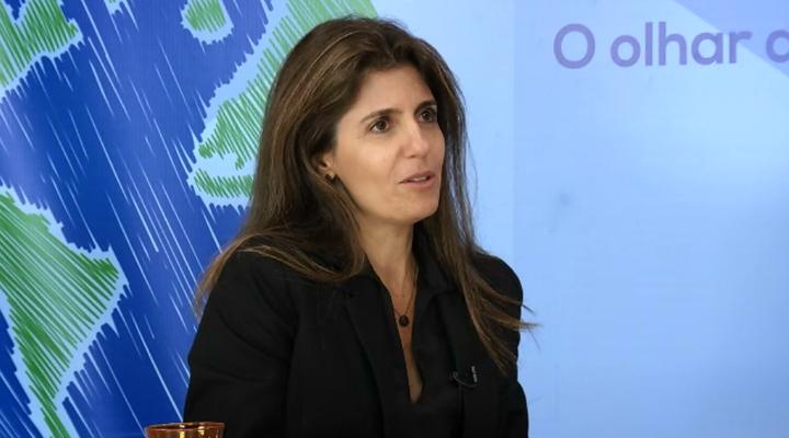 Ana Estela Haddad fala sobre o São Paulo Carinhosa