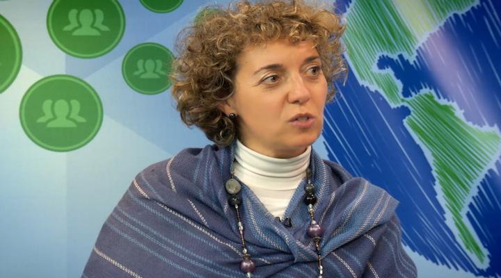 Silvia Caironi – Empreendedorismo e terceiro setor