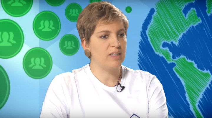 Irene Reis – Combate à pobreza infantil
