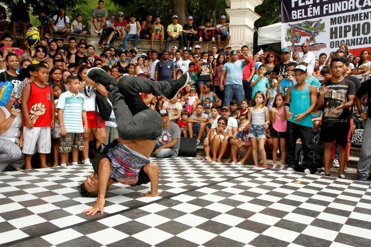 O que e movimento hip hop resumo