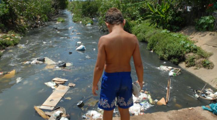 35 milhões de brasileiros não têm acesso a água tratada