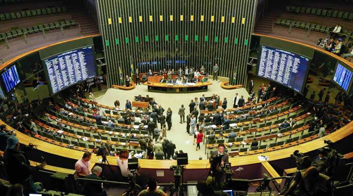 Cenário político brasileiro