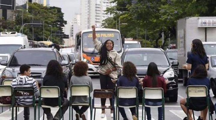 Movimento estudantil brasileiro