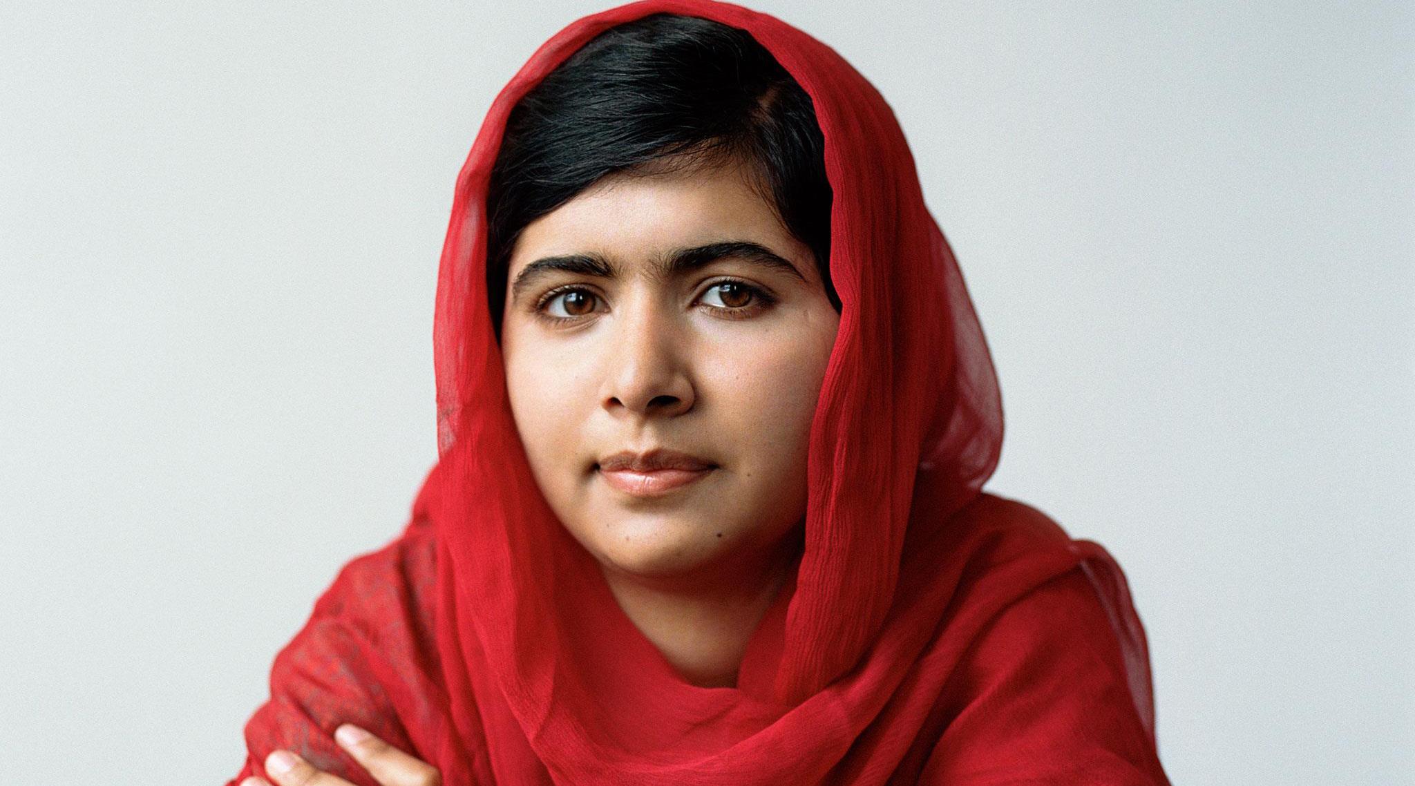 Ativista Malala Yousafzai realiza palestra em São Paulo