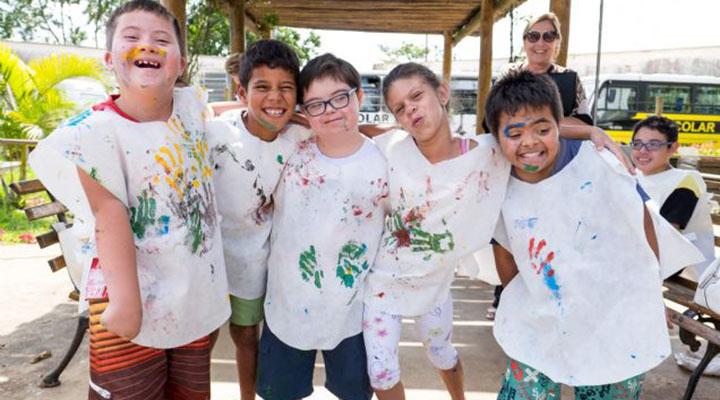 Apae de São Paulo promove campanha sobre educação inclusiva