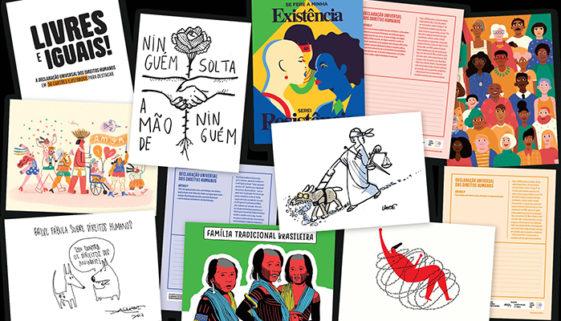 Campanha arrecada fundos para publicar livro sobre Direitos Humanos