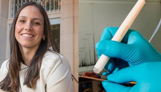 Cientista brasileira cria 'caneta' que detecta o câncer