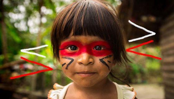 O que uma criança não indígena quer saber sobre a cultura indígena?