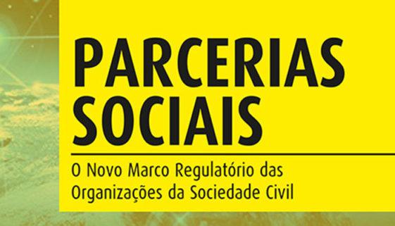 Advogado lança livro sobre Marco Regulatório das OSCs