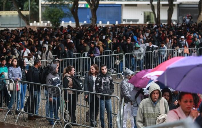 Crise e Desemprego no Brasil