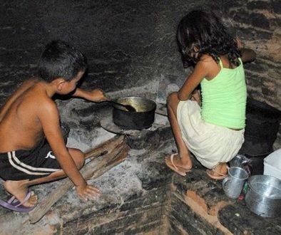 Ação social leva alimentos para pessoas carentes de diversos estados