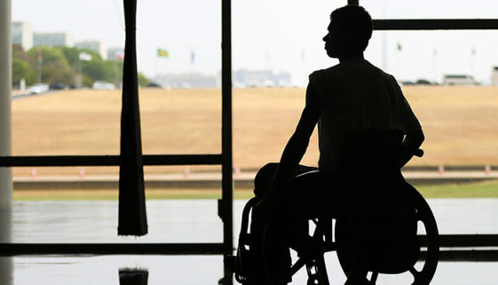 11,7 mil pessoas com deficiência foram vítimas de violência em 2018
