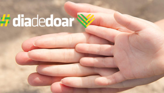 Dia de Doar agora é data oficial no Estado de São Paulo