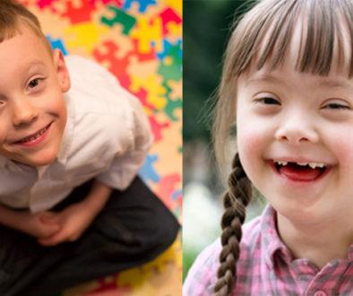 Autismo e a Síndrome de Down