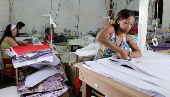Edital financia projetos de combate à violência contra a mulher na moda