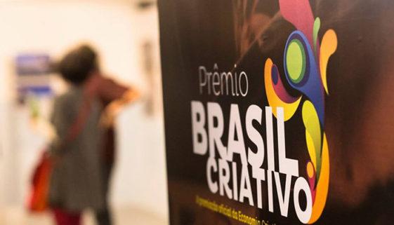 Estão abertas as inscrições para o 3º Prêmio Brasil Criativo