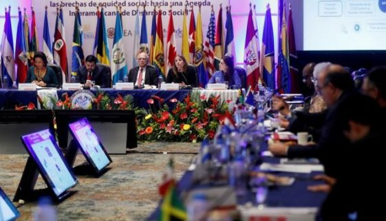 Segundo OEA, perdeu-se o respeito pelo outro no Brasil