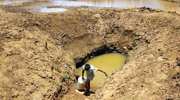 3,6 milhões de crianças e adolescentes no Brasil não têm água em casa