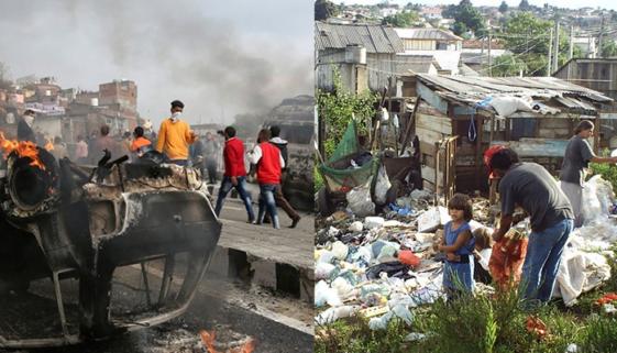Brasil ocupa 63º lugar em qualidade de vida, atrás de Líbano e Paquistão