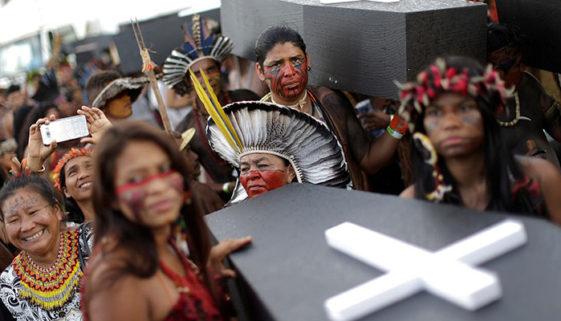 Invisíveis: dispara o número de suicídio de indígenas no Brasil