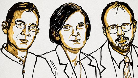 Trio de pesquisadores ganha Nobel de Economia por combate à pobreza