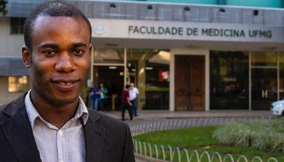Congolês ganha prêmio internacional por combate à malária