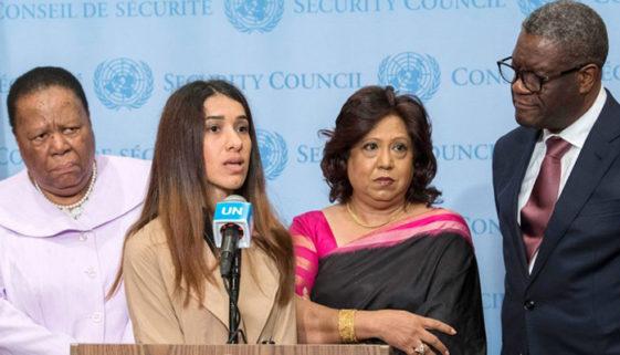 ONU cria fundo global para vítimas de violência sexual em conflitos